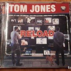 CDs de Música: TOM JONES - RELOAD - 1999 - COMPRA MÍNIMA 3 EUROS. Lote 221840228