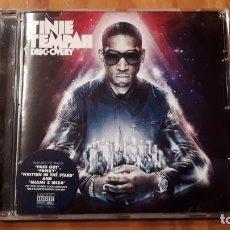 CDs de Música: TINIE TEMPAH - DISC OVERY - 2010 - COMPRA MÍNIMA 3 EUROS. Lote 221840306