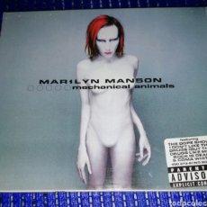 CDs de Música: MARILYN MANSON MECHANICAL ANIMALS. Lote 221840645