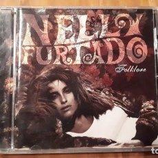 CDs de Música: NELLY FURTADO - FOLKLORE - 2003 - COMPRA MÍNIMA 3 EUROS. Lote 221840987