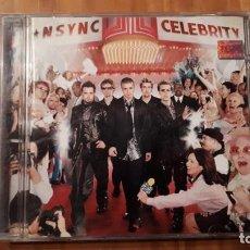 CDs de Música: NSYNC - CELEBRITY - 2001 - COMPRA MÍNIMA 3 EUROS. Lote 221841040