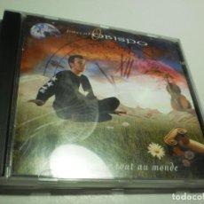 CDs de Música: CD PASCAL OBISPO. PLUS QUE TOUT AU MONDE. EPIC 1992 FRANCE (BUEN ESTADO). Lote 221841152