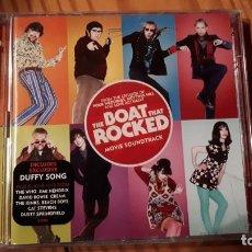 CDs de Música: THE BOAT THAT ROCKED - MOVIE SOUNDTRACK - DOBLE CD - 2009 - COMPRA MÍNIMA 3 EUROS. Lote 221841317