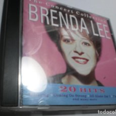 CDs de Música: CD BRENDA LEE. 20 HITS. PRISM LEISURE 1996 (BUEN ESTADO). Lote 221841443