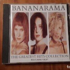 CDs de Música: BANANARAMA - THE GREATEST HITS COLLECTION - FEATURING HELP - 1989 - COMPRA MÍNIMA 3 EUROS. Lote 221841926