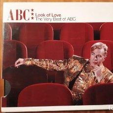 CDs de Música: LOOK OF LOVE - THE VERY BEST OF ABC - 2001 - COMPRA MÍNIMA 3 EUROS. Lote 221842070