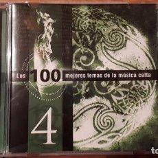 CDs de Música: LOS 100 MEJORES TEMAS DE LA MÚSICA CELTA VOLUMEN 4 - 2004 - EDICIÓN ARGENTINA - COMPRA MÍNIMA 3 EURO. Lote 221842416