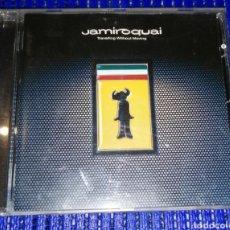 CDs de Música: JAMIROQUAI TRAVELING WITHOUT MOVING. Lote 221845295