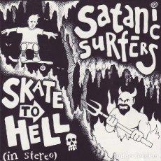 CDs de Música: SATANIC SURFERS - SKATE TO HELL CD 1994 SKA PUNK. Lote 221863531