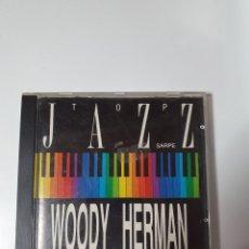 CDs de Música: CD DE TOP JAZZ, WOODY HERMAN.. Lote 221864540