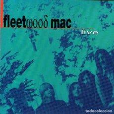 CDs de Música: FLEETWOOD MAC - LIVE - 10 TRACKS - ED. MASTERTONE MULTIMEDIA - AÑO 1995.. Lote 221865147