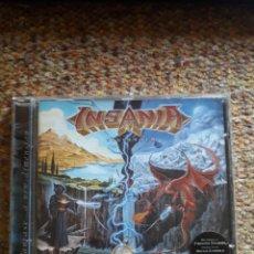 CDs de Música: INSANIA STOCKHOLM , FANTASY A NEW DIMENSION , CD 2003 SUECIA , BUEN ESTADO ENVIO ECONOMICO. Lote 221866245