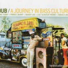 CDs de Música: DUB / A JOURNEY IN BASS CULTURE -CD -UK -2005 REGGAE. Lote 221866481