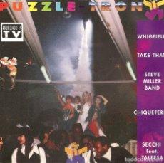 CDs de Música: PUZZLETRON,VOL.1 VARIOS DEL 93 DOBLE CD. Lote 221866677