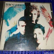 "CDs de Música: MECANO ""DESCANSO DOMINICAL"". Lote 221868197"