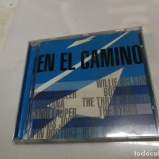 CDs de Música: RARO CD EN EL CAMINO VV.AA. BOSTON SANTANA THE BYRDS CINDY LAUPER JANIS JOPLIN. Lote 221869185