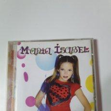 CDs de Música: CD DE MARIA ISABEL, NO ME TOQUES LAS PALMAS QUE ME CONOZCO.. Lote 221869397