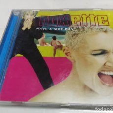 CDs de Música: ROXETTE. HAVE A NICE DAY. CD. Lote 221870931