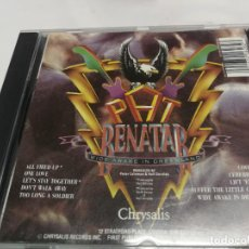 CDs de Música: PAT BENATAR - WIDE AWAKE IN DRAMLAND - CD. Lote 221874008