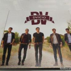 CDs de Música: DVICIO-JUSTO AHORA Y SIEMPRE-EDICION ESPECIAL LIMITADA-CD Y DVD. Lote 221874266