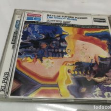 CDs de Música: THE MOODY BLUES - DAYS OF FUTURE PASSED (1967) - CD (LOS DISCOS DE TU VIDA - EL PAÍS). Lote 221878955