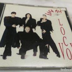 CDs de Música: CD LOCOMIA - LOCO VOX - AÑO 1991. Lote 221881755