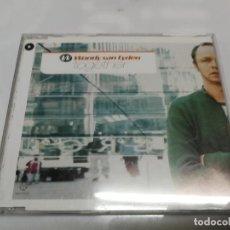 CDs de Música: WOODY VAN EYDEN - TOGETHER CD SINGLE 4 TEMAS 2002. Lote 221884453