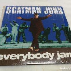 CDs de Música: SCATMAN JOHN - EVERYBODY JAM! - CD SINGLE - PROMO - BMG - ARIOLA - 1996. Lote 221886285
