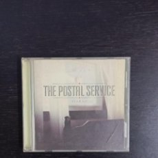 CDs de Música: THE POSTAL SERVICE. GIVE UP. Lote 221890125