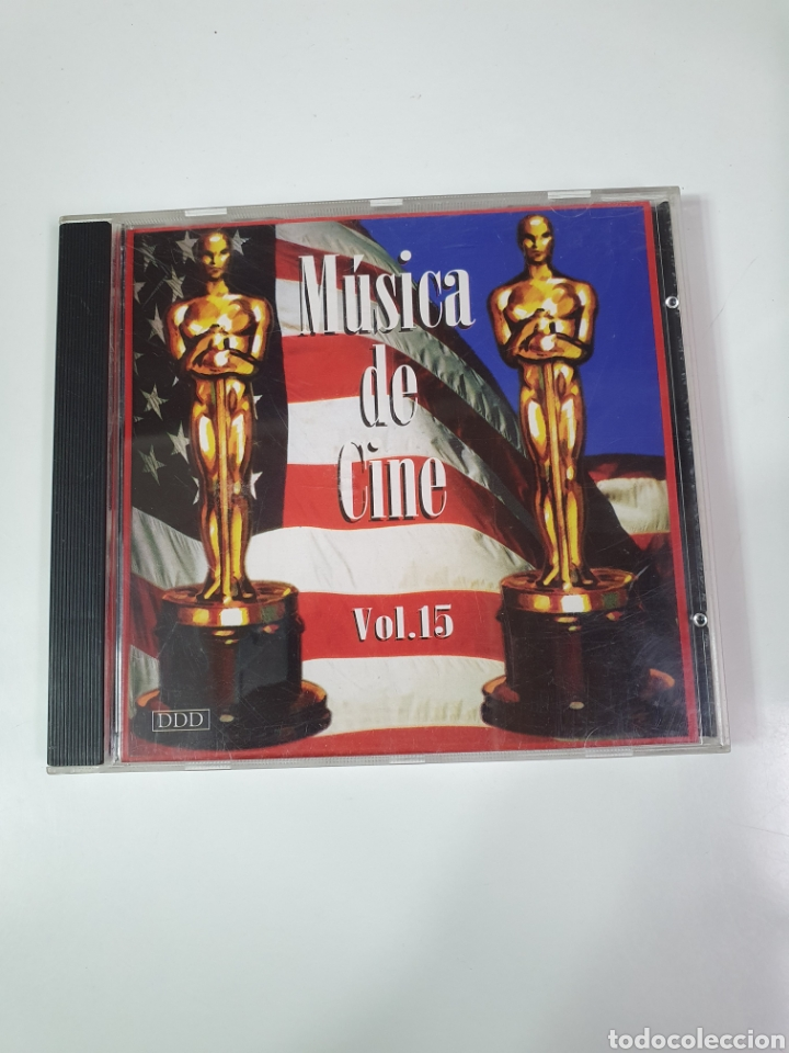 CDs de Música: Cd De Música De Cine Vol. 15. - Foto 4 - 221898371