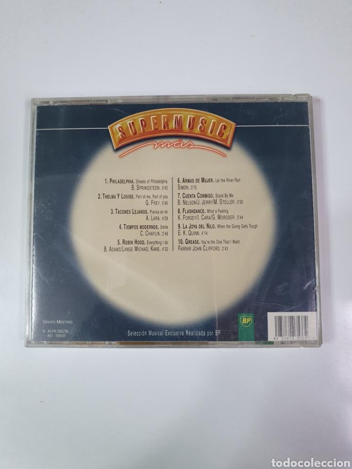 CDs de Música: Cd De Supermusic,Más, Cine Selección Musical Exclusiva. - Foto 2 - 221900705