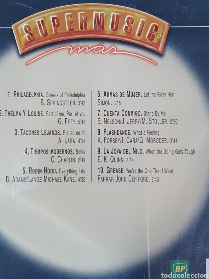 CDs de Música: Cd De Supermusic,Más, Cine Selección Musical Exclusiva. - Foto 3 - 221900705