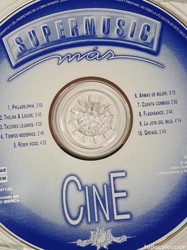 CDs de Música: Cd De Supermusic,Más, Cine Selección Musical Exclusiva. - Foto 5 - 221900705