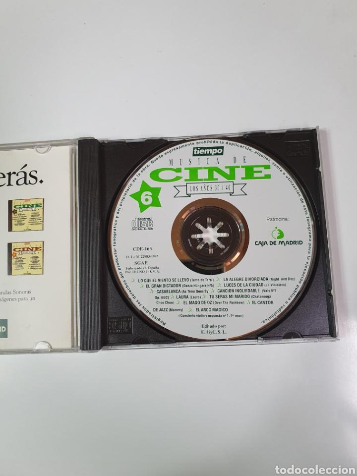 CDs de Música: Cd De Música De Cine, 6, Los Años 30 / 40. - Foto 5 - 221901240