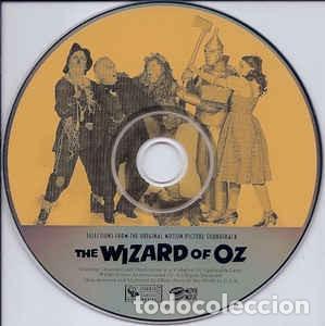 CDs de Música: El mago de Oz. .THE wizard of Oz Cd original usa - Foto 3 - 221911878
