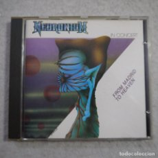 CDs de Música: NEURONIUM IN CONCERT - FROM MADRID TO HEAVEN - CD 1989. Lote 221921525