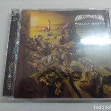CDs de Música: CD METAL/HELLOWEEN/WALLS OF JERICHO/DOBLE DC.. Lote 221924256