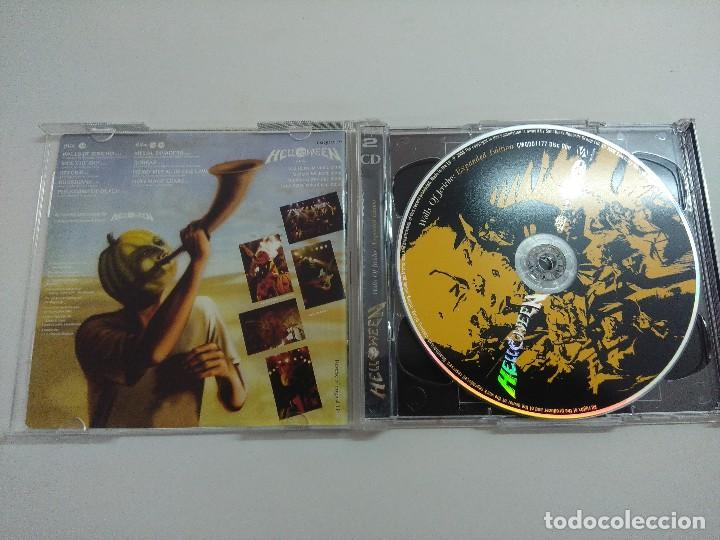 CDs de Música: CD METAL/HELLOWEEN/WALLS OF JERICHO/DOBLE DC. - Foto 2 - 221924256