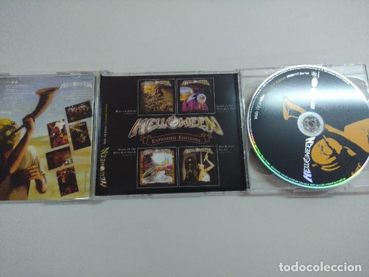 CDs de Música: CD METAL/HELLOWEEN/WALLS OF JERICHO/DOBLE DC. - Foto 3 - 221924256