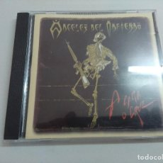CDs de Música: CD METAL/ANGELES DEL INFIERNO/A CARA O CRUZ.. Lote 221927382