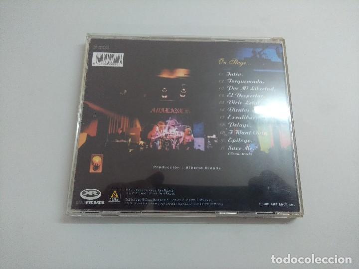 CDs de Música: CD METAL/AVALANCH/DIAS DE GLORIA. - Foto 3 - 221927596
