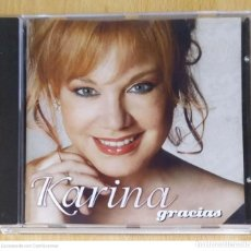 CDs de Música: KARINA (GRACIAS) CD 2003 - TONY RONALD, HELENA BIANCO. Lote 221928356