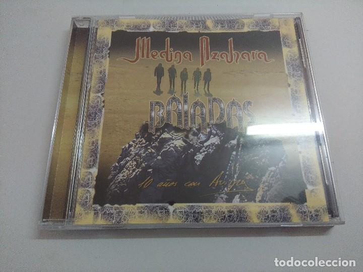 CD ROCK/MEDINA AZAHARA/BALADAS. (Música - CD's Heavy Metal)
