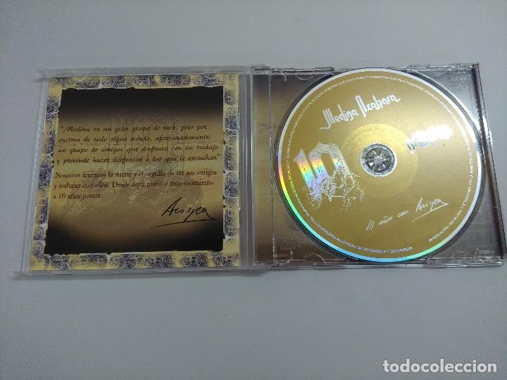 CDs de Música: CD ROCK/MEDINA AZAHARA/BALADAS. - Foto 2 - 221928661