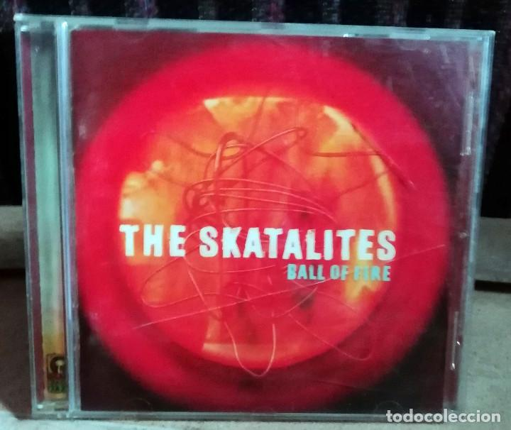 THE SKATALITES - BALL OF FIRE CD, ALBUM 1997 SKA JAMAICA (Música - CD's Reggae)