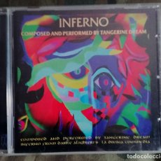 CDs de Música: TANGERINE DREAM - INFERNO CD, ALBUM 2002. Lote 221940617