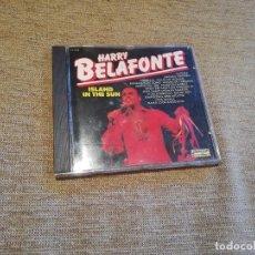 CDs de Música: HARRY BELAFONTE-ISLAND IN THE SUN. Lote 221950353