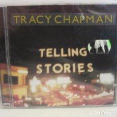 CDs de Música: TRACY CHAPMAN - TELLING STORIES - CD - 2000 - EUROPA - NUEVO. Lote 221952863