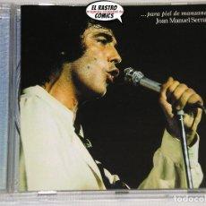 CDs de Música: JOAN MANUEL SERRAT, ...PARA PIEL DE MANZANA, CD BMG, 2000. Lote 221956570