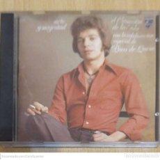 CDs de Música: CAMARON DE LA ISLA (ARTE Y MAJESTAD) CD 1991 PHILIPS 1ª EDICIÓN - PACO DE LUCIA. Lote 221960971